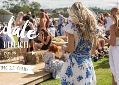 Lovedale Long Lunch, Hunter Valley – 18th & 19th May 2019