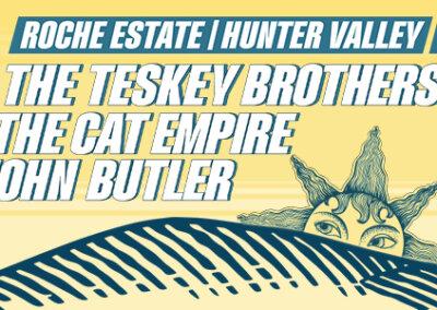 SummerSalt, Roche Hunter Valley – 29th Jan 2022