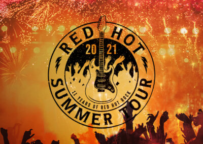 Red Hot Summer Tour, Roche Estate Hunter Valley – 23rd Oct 2021