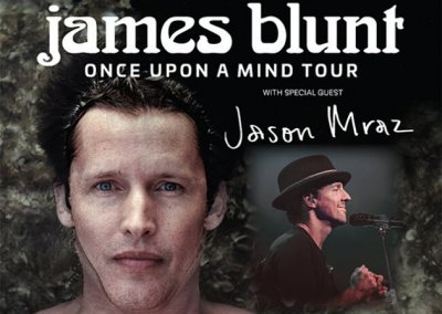 James Blunt & Jason Mraz, Bimbadgen – 21st Nov 2020
