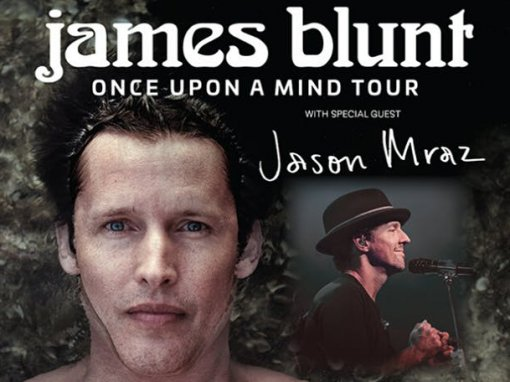 James Blunt & Jason Mraz, Bimbadgen – 21st Nov 2020