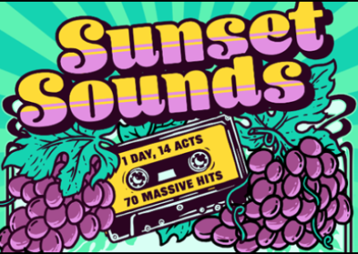 Sunset Sounds, Roche Estate – 27th Mar 2021