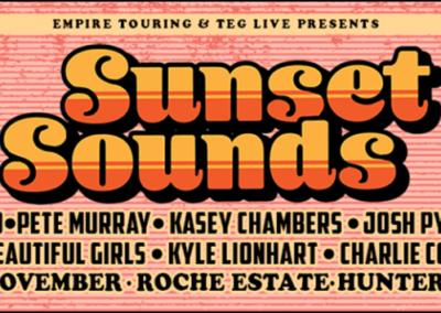 Sunset Sounds, Roche Estate – 20thNov 2021