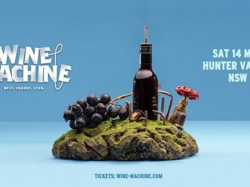 Wine Machine, Roche Estate – 14th Mar 2020