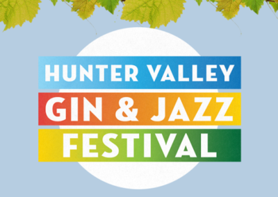 Gin and Jazz Festival, Hope Estate – 10th Apr 2021