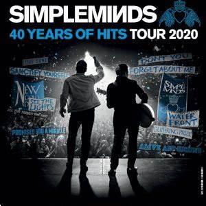 Simple Minds, Bimbadgen – 5th Dec 2020
