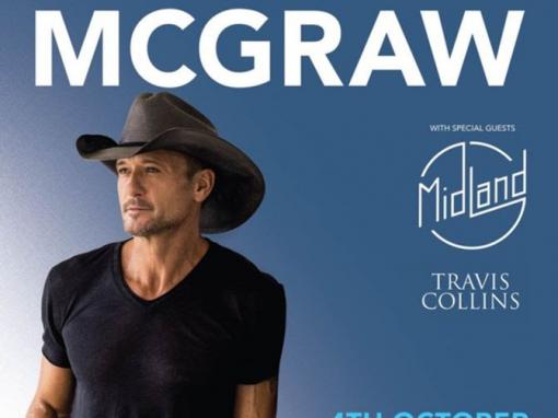 Tim McGraw, Hope Estate – 4th Oct 2019