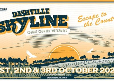 Dashville Skyline, Dashville – 1st to 3rd Oct 2021