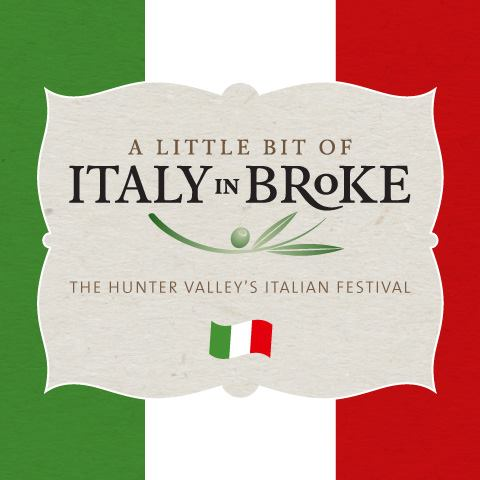 A Little Bit of Italy in Broke – 13th & 14th Apr 2019