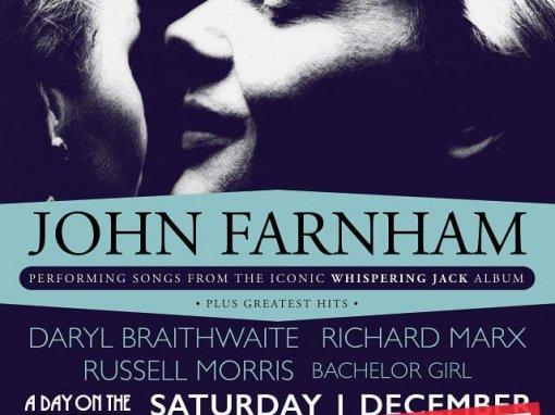 John Farnham, Bimbadgen – 1st Dec 2018