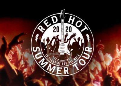 Red Hot Summer Tour, Roche Estate – 15th Feb 2020