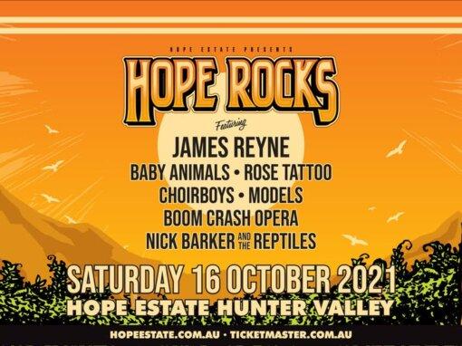 Hope Rocks, Hope Estate – 16th Oct 2021