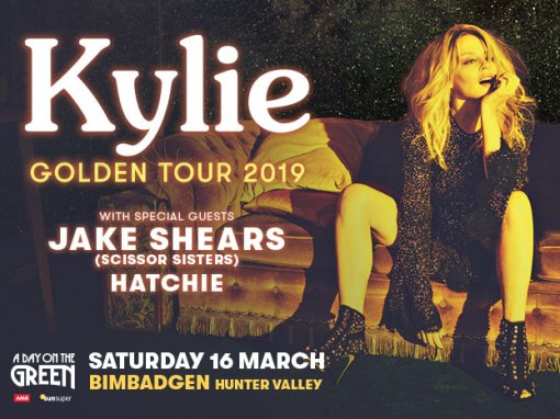 Kylie Minogue, Bimbadgen – 16th Mar 2019
